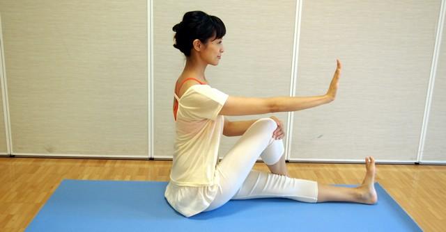 ウエスト引き締め、腰痛に効果的