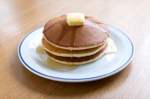 ホットケーキの画像